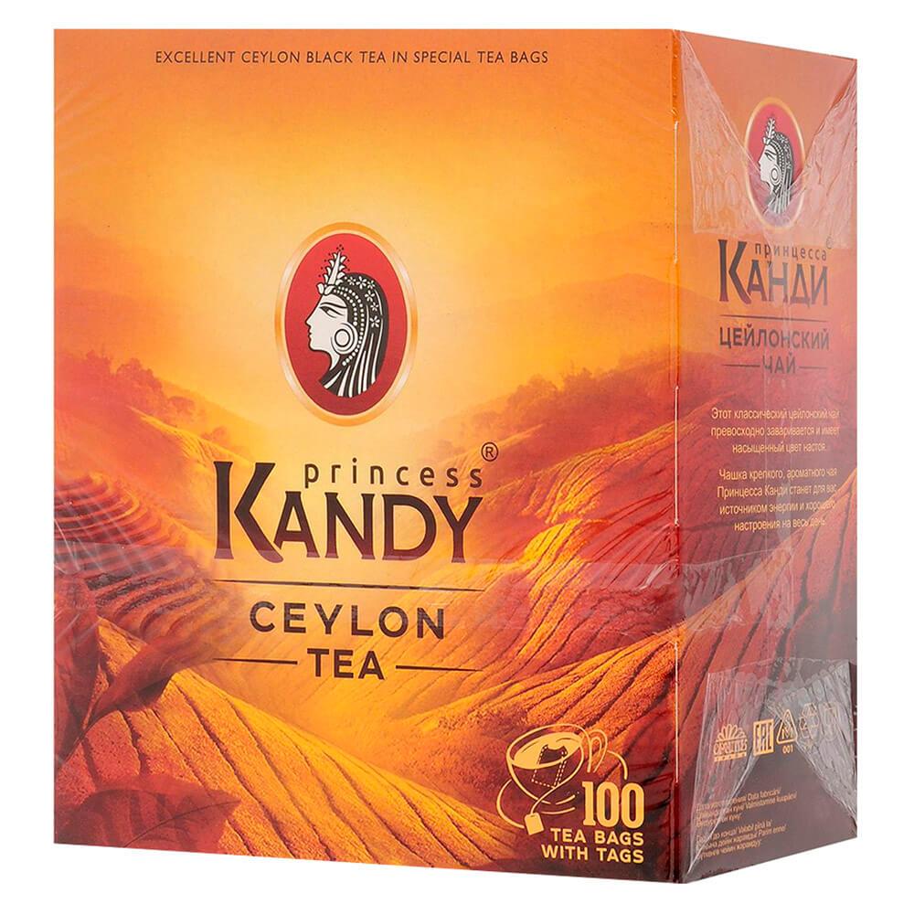 принцесса канди цейлонский чай