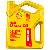 Масло моторное shell motor oil 10w-40  4л